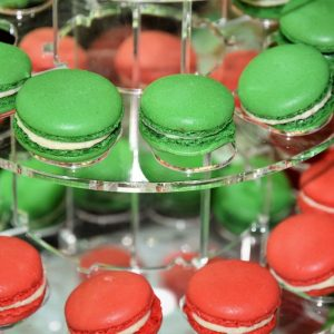 Macarons cu menta Dolce by Vero