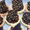 Mini tarte cu crema de ciocolata (1) Dolce by Vero