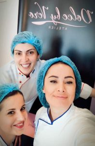 practica la cofetarie in Corbeanca