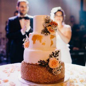 tort personalizat copii si nunta